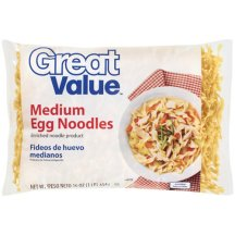 Egg Noodles_Great Value Brand copy